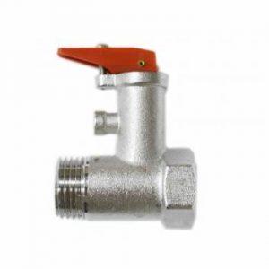 Обратный клапан для водонагревателя 1/2 дюйма 6 бар (0.6 МПа) 100506