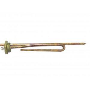 Нагревательный элемент RCT 1,6 кВт G10-340 трубка под термостат 270 мм, резьба на фланце 42 мм 282408