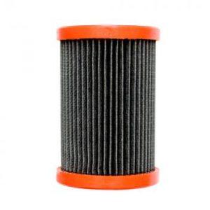 HEPA фильтр для пылесосов LG гофрированный JL-54 высота 102 мм, диаметр 67 мм v1092