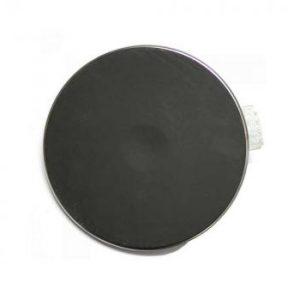 Чугунная конфорка 1500 Вт D 145 мм с нержавеющим ободом 314515