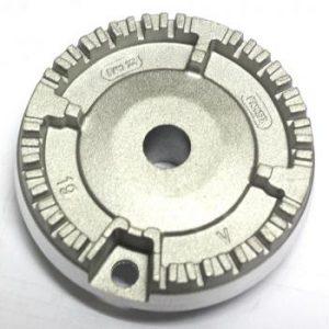 Рассекатель конфорки газовой плиты Hansa 8000636