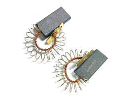 Щетки электродвигателя 2 шт с пружиной 5x11x6 мм C037
