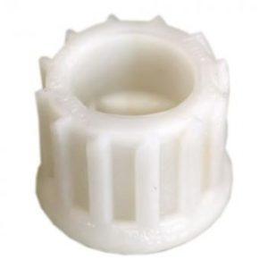 Втулка шнека к мясорубке Bosch пластик 753348 24 мм, 10х10 мм h1005