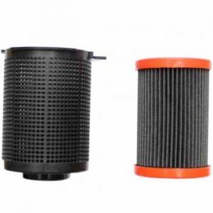 HEPA фильтр для пылесосов LG бочонок v1106