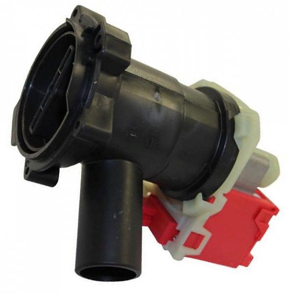 Насос откачки воды для стиральных машин Copreci 30W с улиткой 141896, 141874, PMP018BO, 82012007